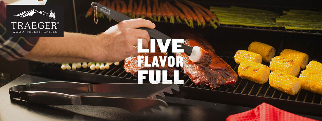 Traeger Grills At Park Ace Hardware